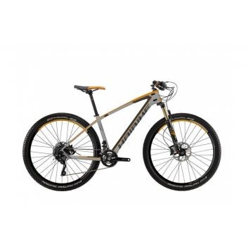 Haibike Fahrrad Freed 7.55 27.5 Zoll 22-G XT grau/sz./orange matt RH 50 preview image