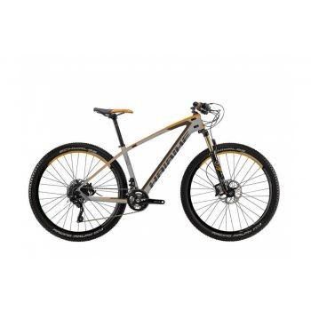 Haibike Fahrrad Freed 7.55 27.5 Zoll 22-G XT grau/sz./orange matt RH 40 preview image