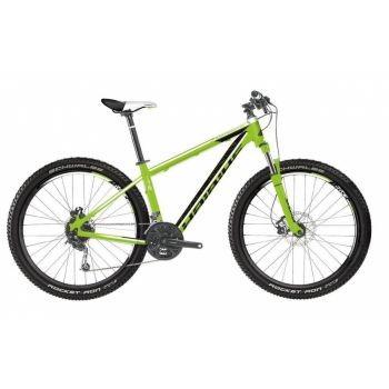 Haibike Fahrrad Edition Plus 7.40 27.5 Zoll 20-G Deore lime/schwarz matt RH 45 preview image