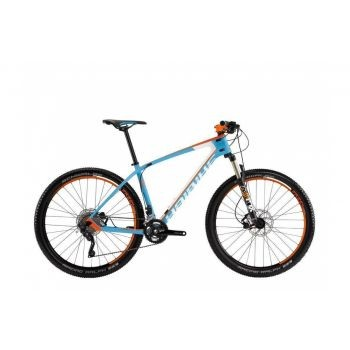 Haibike Fahrrad Freed 7.50 27.5 Zoll 20-G XT mix cyan/orange/weiß matt RH 40 preview image