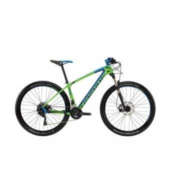 Haibike Fahrrad Freed 7.40 27.5 Zoll 20-G XT mix grün/blau RH 35 preview image