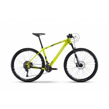 Haibike - GREED HardSeven 4.0 22-G XT mix 17 Haibike lime/anthrazit/weiß Rh45 preview image