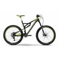 Haibike Fahrrad Heet 7.10 27.5 Zoll 11-G GX1 UD carbon/lime matt RH 42 preview image