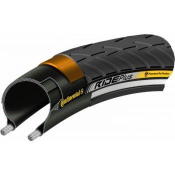Reifen Conti 37-622 Ride Plus Puncture ProTection schwarz Reflex preview image