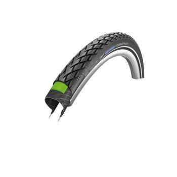 Schwalbe Fahrradreifen Marathon HS420 27.5x1.65 Zoll Etrto 44-584 sw-TwinSkin Refl.GG EC preview image