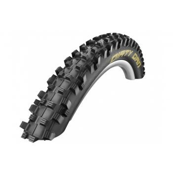 Schwalbe Fahrradreifen Dirty Dan HS417 faltbar 27.5x2.35 Zoll Etrto 60-584 sw SuperG TLE VSC preview image