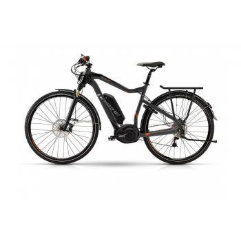 Haibike Fahrrad XDURO Trekking S Pro He 500 Wh 10-G XT anthrazit/rot matt RH 52 preview image