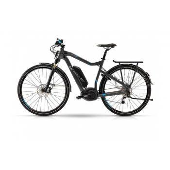 Haibike Fahrrad XDURO Trekking S RX He 500Wh 10-G Deore anthrazit/cyan matt RH 48 preview image