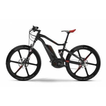 Haibike Fahrrad XDURO FullSeven Carbon ULT 500Wh 11G XTR UD carbon/rot matt RH 50 preview image