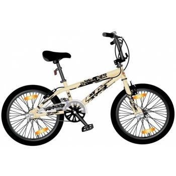 Diverse - BMX Monz Double X 20Zoll Freestyle & Allround, creme preview image