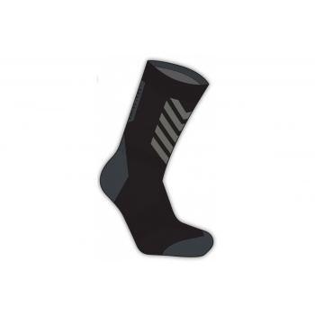 SealSkin - Socken SealSkinz MTB Mid mit Hydrostop Gr. L (43-46) schwarz/grau wasserdicht preview image