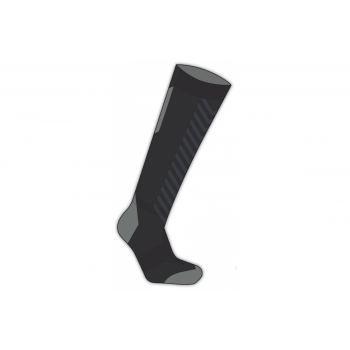 SealSkin - Socken SealSkinz MTB Mid Knee Gr. XL (47-49) schwarz/grau wasserdicht preview image