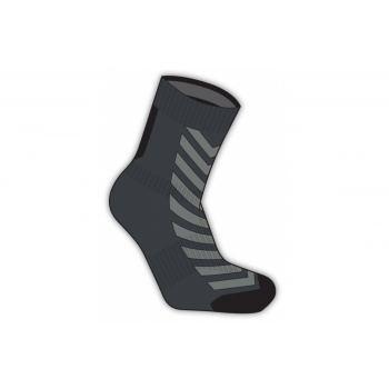 SealSkin - Socken SealSkinz MTB Ankle mit Hydrostop Gr. L(43-46) schwarz/grau wasserdicht preview image