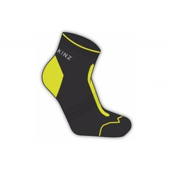 SealSkin - Socken SealSkinz Road Socklet Gr. L (43-46) gelb/schwarz wasserdicht preview image