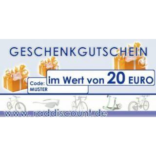 Raddiscount Geschenk-Gutschein preview image