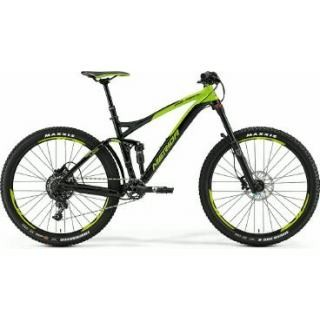Mountainbike Merida One-Forty 600 27,5er Fully 2017 frei Haus preview image