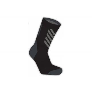 SealSkin - Socken SealSkinz MTB Mid mit Hydrostop Gr. XL (47-49) schwarz/grau wasserdicht preview image