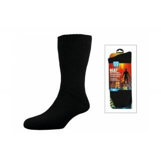 Diverse - Socken Heat² men schwarz Gr.40-45 preview image