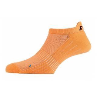 P.A.C - Socken P.A.C. Active Footie Short man neon orange Gr.40-43 preview image