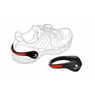 duraNova - Schuhclip mit roter LED duraNova schwarz preview image