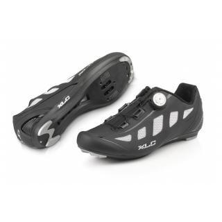XLC - XLC Pro Road-Shoes CB-R06 schwarz/grau Gr. 40 preview image
