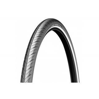 Michelin Fahrradreifen Protek Urban Draht 28 Zoll 700x28C Etrto 28-622 schwarz Reflex preview image