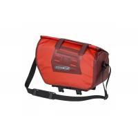 ORTLIEB Trunk-Bag RC - rot - schwarz Verschluss: Racklock Farbe: rot - schwarz preview image
