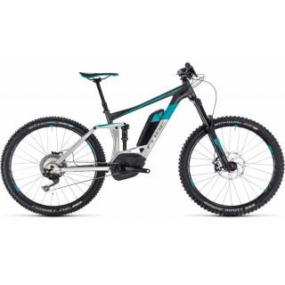 Cube Stereo Hybrid 160 Race 500 27.5 metal´n´grey 22 2018 preview image