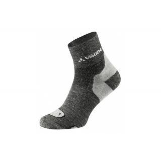 Vaude TH Summer Socks Short anthracite Größe 36-38 preview image