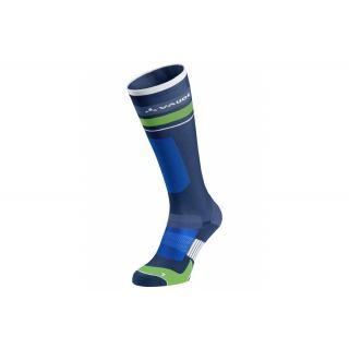Vaude Bike Socks Long sailor blue Größe 39-41 preview image