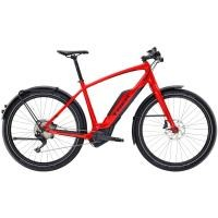 Trek Super Commuter+ 8 50cm Viper Red 2018 preview image