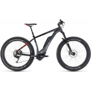 Cube Nutrail Hybrid 500 iridium´n´red 21 2018 preview image