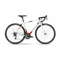Haibike - AFFAIR Race 6.0 20-G Tiagra 18 HB weiß/rot/anthrazit Gr.M/L preview image