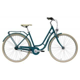 Pegasus Bici Italia 1949 7 Damen petrol 2018 55cm preview image