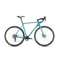 Cube Cross Race SL 2018 | 56 cm | blue´n´green preview image