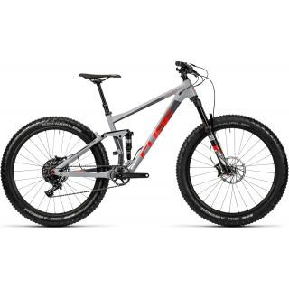 Cube Stereo 150 HPA Race 27.5+ 2016   18 Zoll   grey/red preview image