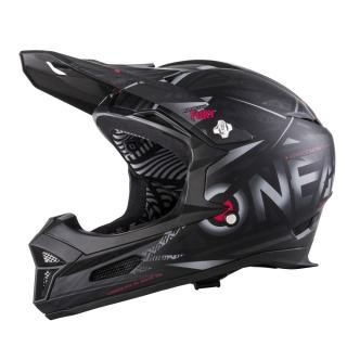 O´Neal Fury RL Helmet SYNTHY black 2018 XL preview image