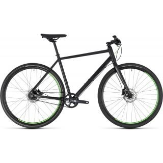 Cube Hyde Race black´n´green 54cm 2018 preview image