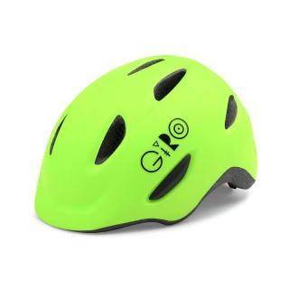 Giro Scamp | 45-49 cm | green lime lines preview image