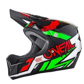 O´Neal Sonus | 57-58 cm | red green preview image