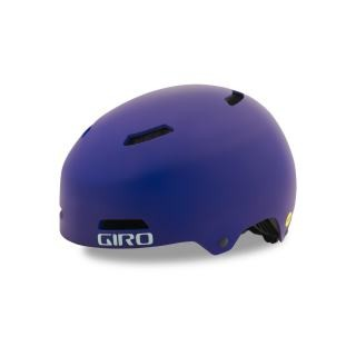 Giro Dime FS | 51-55 cm | matte purple preview image