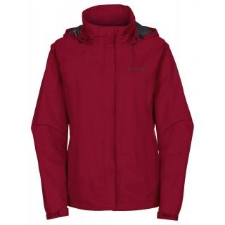 Vaude Women´s Escape Bike Light Jacket | 48 | indian red preview image