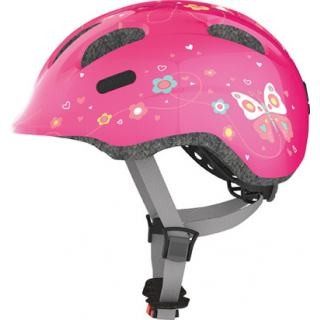 Abus Smiley 2.0 | 45-50 cm | pink butterfly preview image