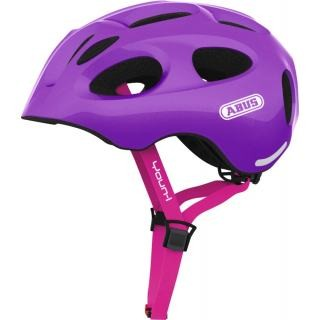 Abus Youn-I | 48-54 cm | sparkling purple preview image