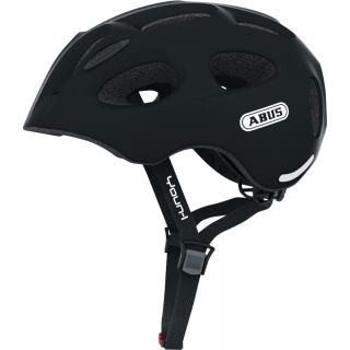 Abus Youn-I | 48-54 cm | velvet black preview image