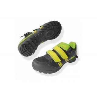 XLC - XLC All MTN-Shoes CB-M09 grün/schwarz/gelb Gr. 44 preview image