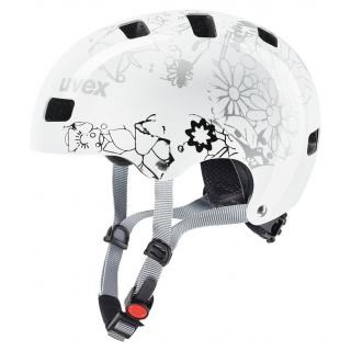 Uvex KID 3 | 51-55 cm | white flower preview image
