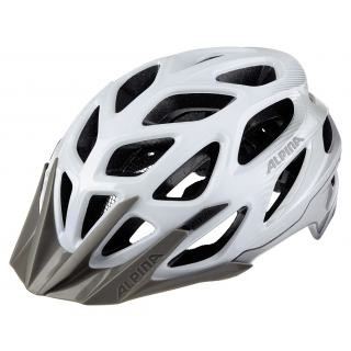 Alpina Mythos 3.0 | 57-62 cm | white silver preview image