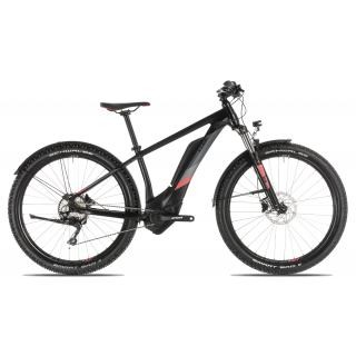 Cube Access Hybrid Pro 500 Allroad 2019 16 Zoll | black´n´coral | 27.5 Zoll preview image