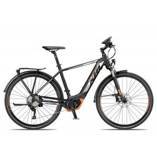 KTM MACINA SPORT 10 CX5 PT Herren 2019 | 56 cm | black matt/white orange preview image